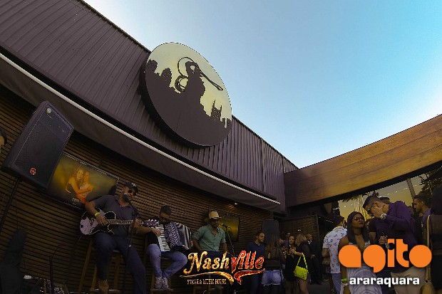 Local: Nashville Steak & Music House - Vem Que Tem Nashville nr_359282 Data:06/08/2017 Fotografo: