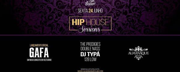Hip House Sessions