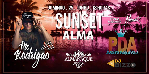 Sunset Alma