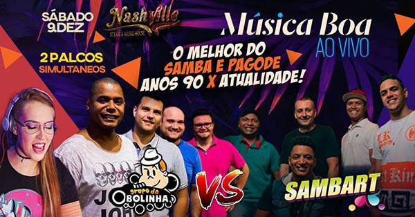 Música Boa ao Vivo - Nashville Steak & Music House, Araraquara-SP