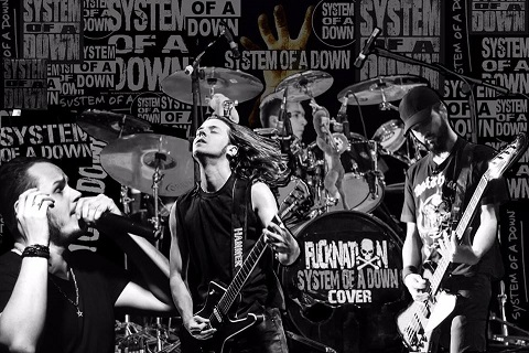 SYSTEM OF A DOWN COVER - CORLEONE MUSIC HALL, Araraquara-SP
