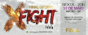 X-Fight Mma Gp Finais!
