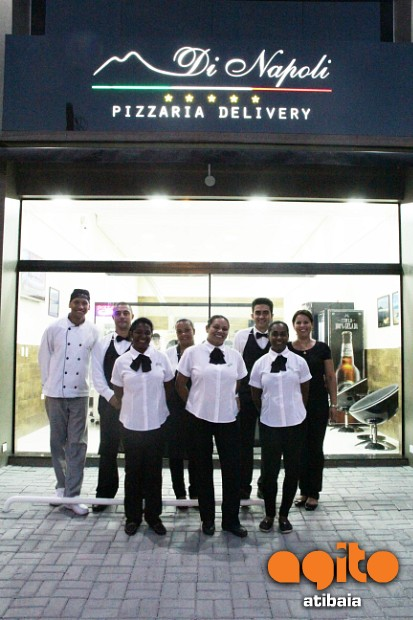 Local: Pizzaria Di Napoli - Pizzaria Di Napoli nr_121684 Data:12/12/2016 Fotografo: Cristiane Soraggi