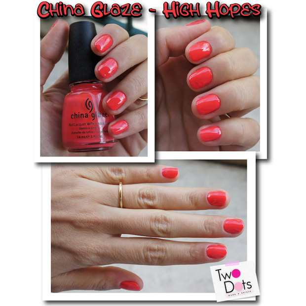 High Hopes, da China Glaze
