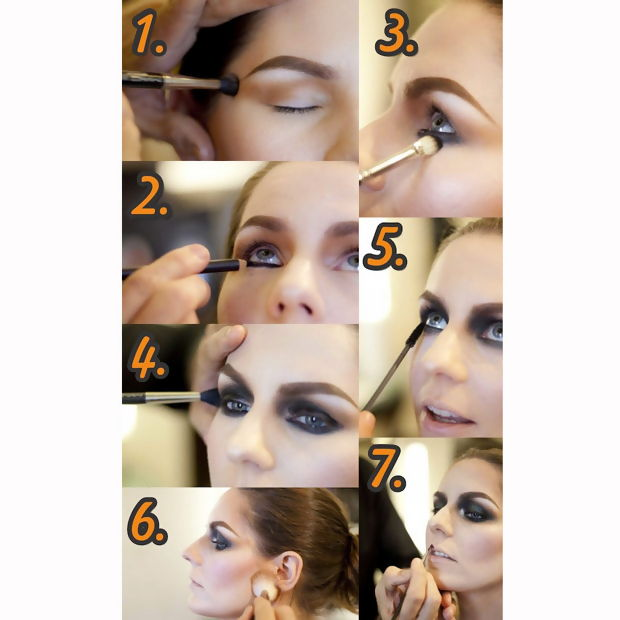 Tutorial da Daphne Guinness