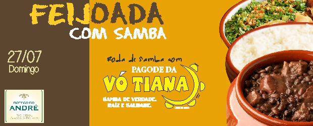 Domingo Feijoada no Boteco do Andr�