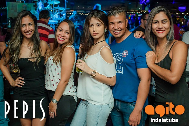 Local: PEPIS PIZZA BAR - Quintaneja na Pepis nr_136230 Data:14/12/2017 Fotografo: Luciana Padilha