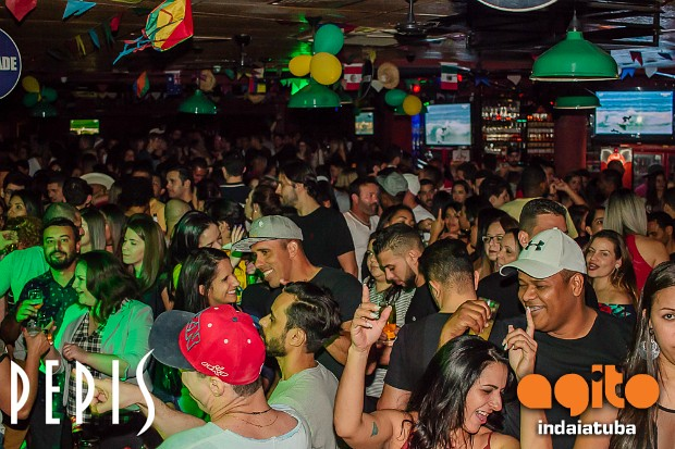 Local: PEPIS PIZZA BAR - VÉSPERA DE FERIADO NA PEPI nr_144175 Data:08/07/2018 Fotografo: Luciana Padilha