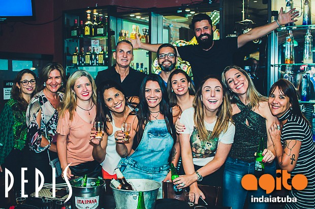 Local: PEPIS PIZZA BAR - SEXTA COVER - COLDPLAY  nr_149290 Data:23/11/2018 Fotografo: Luciana Padilha