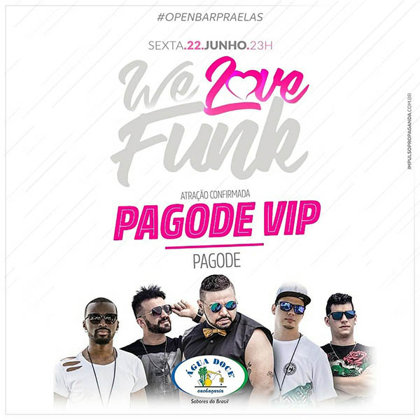 We Love Funk Cachaçaria
