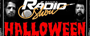 Halloween com a banda Radio Show no Rock Club Pira