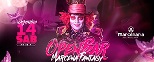 Marcena Fantasy - Open Bar!