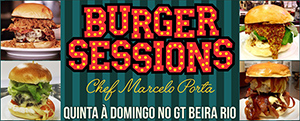 Burger Sessions by Chef Marcelo Porta