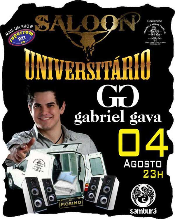 Saloon Universitário - Uberaba, Uberaba-MG