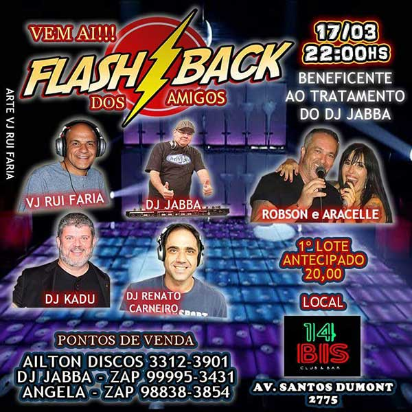 Flash Back dos Amigos - Uberaba, Uberaba-MG